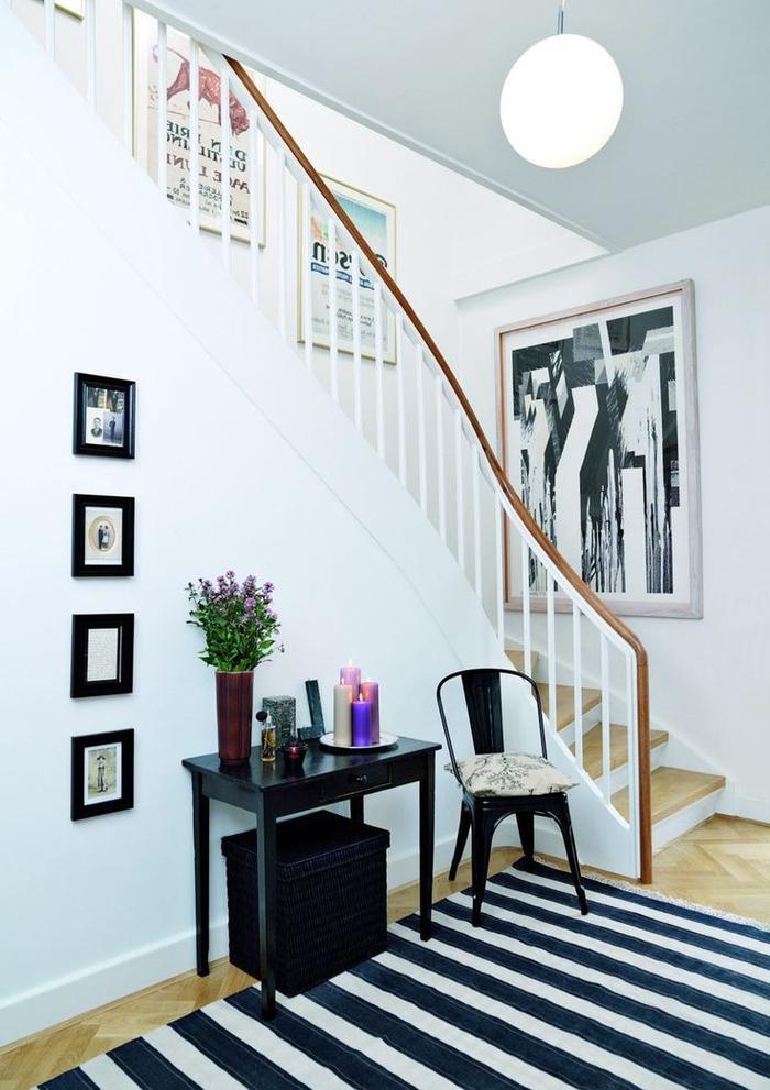 70 inspirations pour une déco montée d\'escalier originale – le mode ...