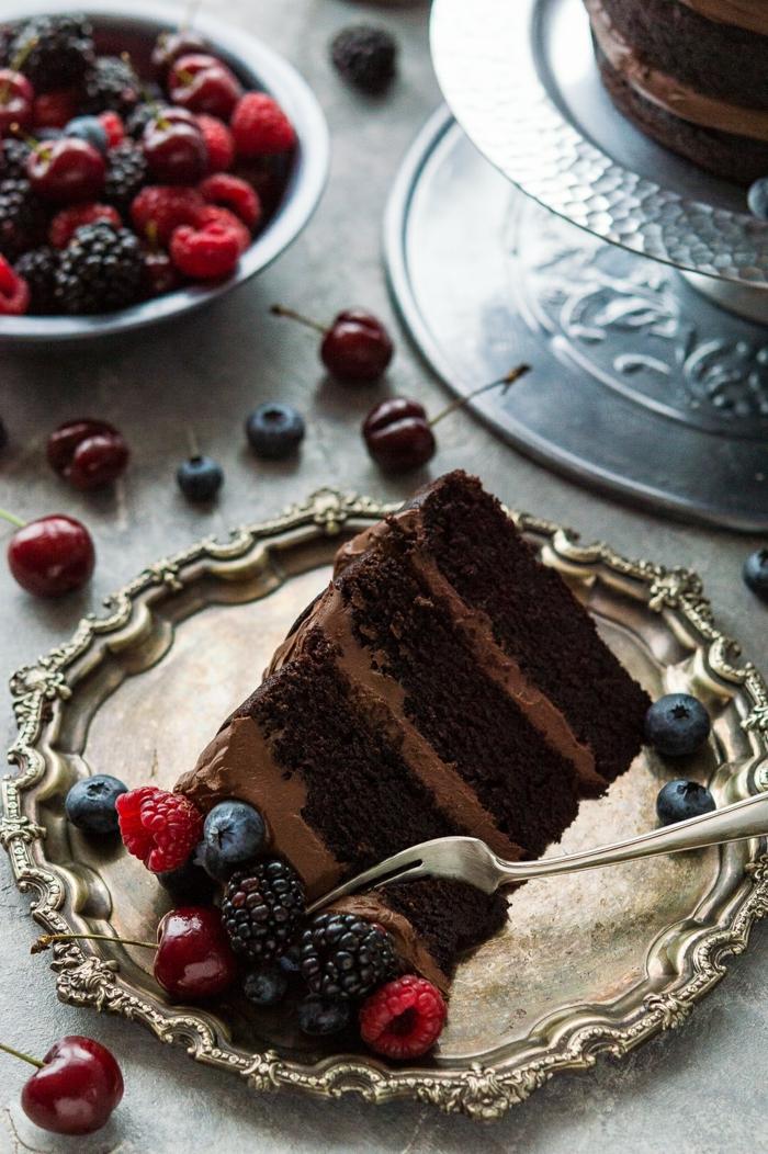 Facile recette gâteau anniversaire adulte idée gateau diy