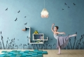 Diy chambre ado – transformation complète du plancher au plafond