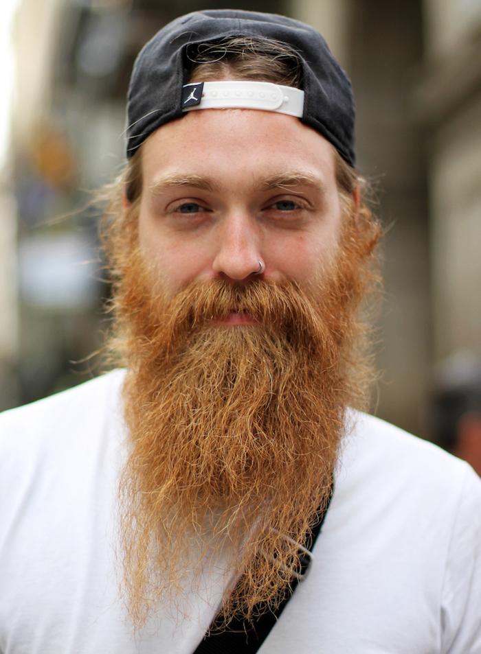 faire pousser sa barbe sans longueur inégale