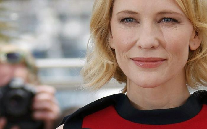 coiffure femme cinquante ans mi long, Kate Blanchett avec un carré court