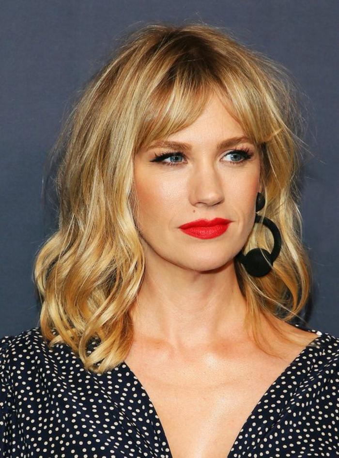 Coiffure pour visage ovale laquelle choisir obsigen - Carre blond degrade ...