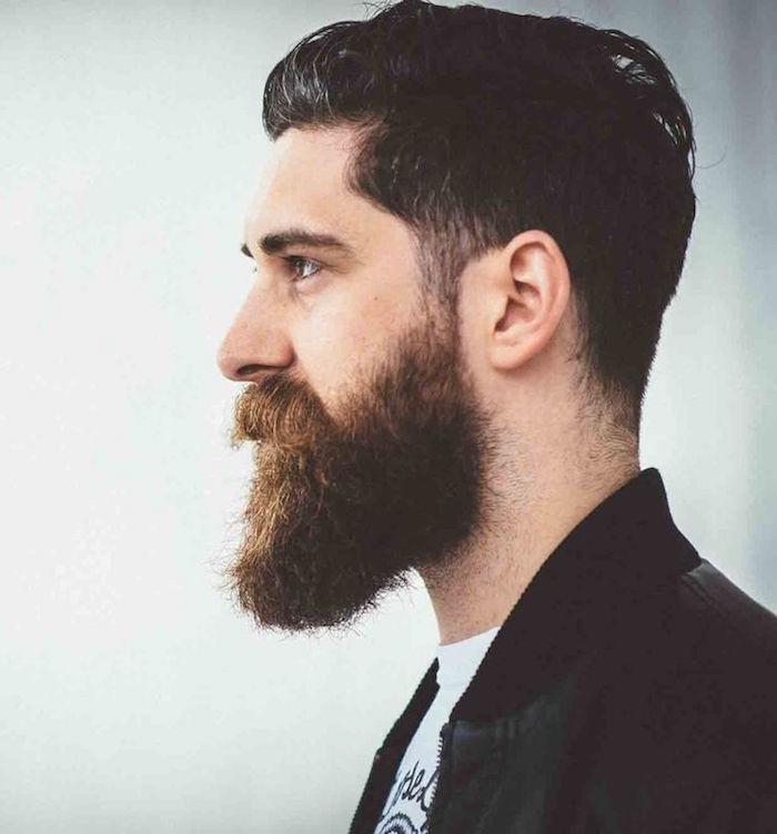 1001 id es barbe longue des centim tres et des sentiments - Barbe hipster chic ...