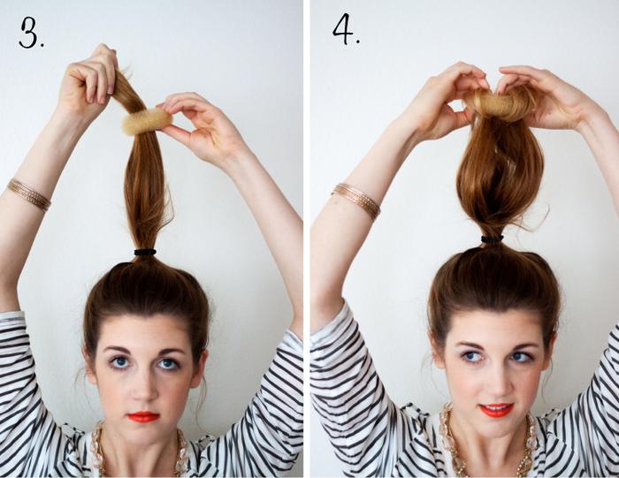 Comment faire un chignon facile - tutos coiffure pour toutes les occasions - OBSiGeN
