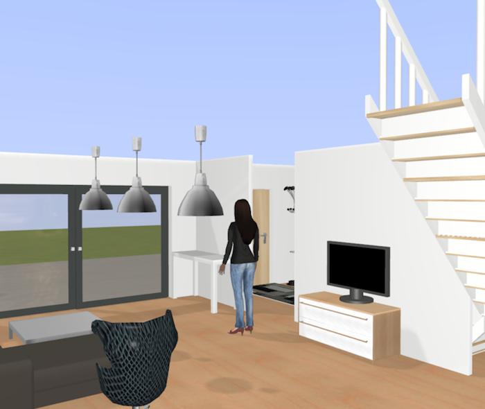 Construire sa maison 5 astuces pour bien pr parer son for Salon construction maison