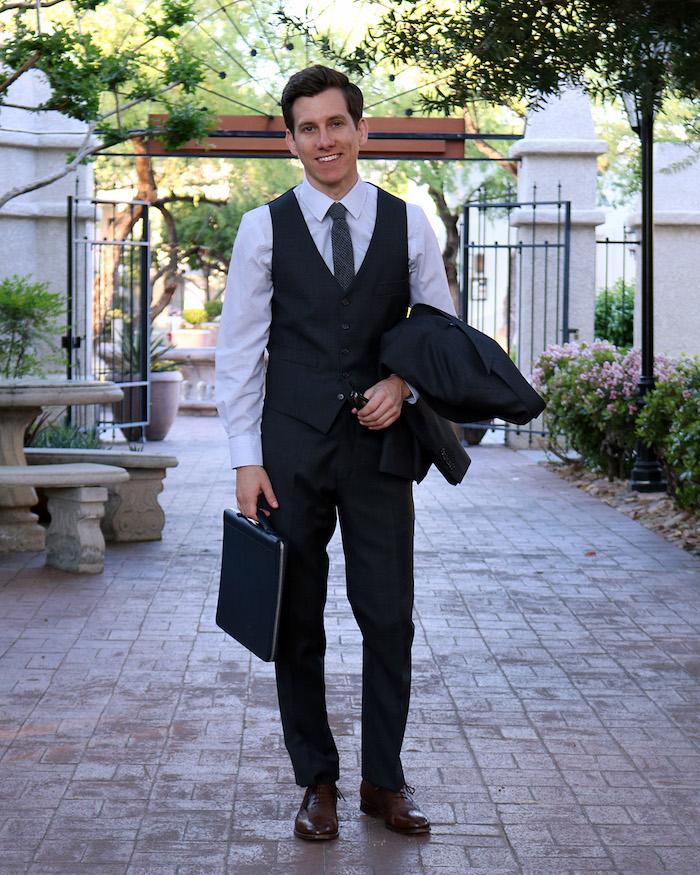 zara homme costume mariage hugo boss noir et blanc