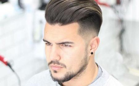 1001 Idees Coupe De Cheveux En Arriere Homme Le Retro D Aujourd Hui