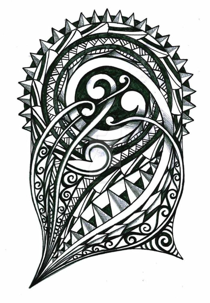 Symbole nordique tatouage signification force tatouage