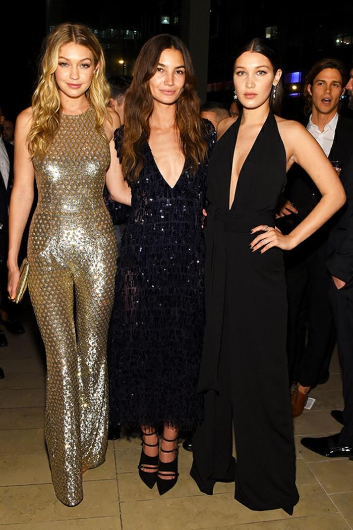 Comment s habiller pour une soirée chic avec amies cool idée comment s habiller femmes célèbres tenues