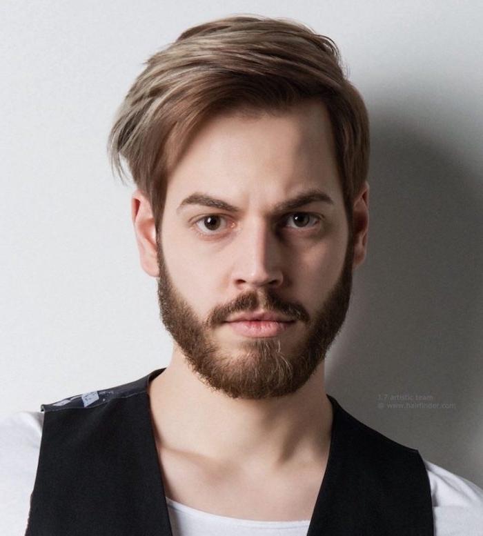 entretenir sa barbe taillée et coupe homme barbu