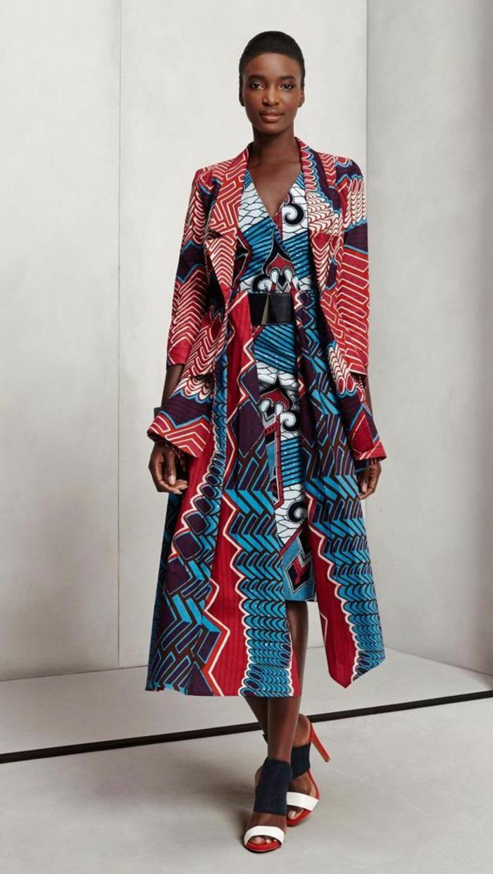 1001 id es pour des pi ces de mode africaine des allures au go t europ en. Black Bedroom Furniture Sets. Home Design Ideas