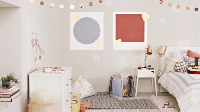 diy deco chambre ado fille finest diy chambre ado complte du plancher au plafond dco with diy. Black Bedroom Furniture Sets. Home Design Ideas