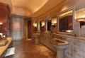 La salle de bain travertin en 71 photos illustrant la beauté du matériel