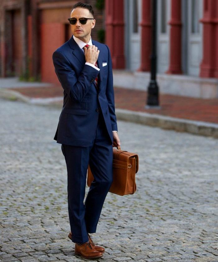 veste costume 3 pièces homme costard business