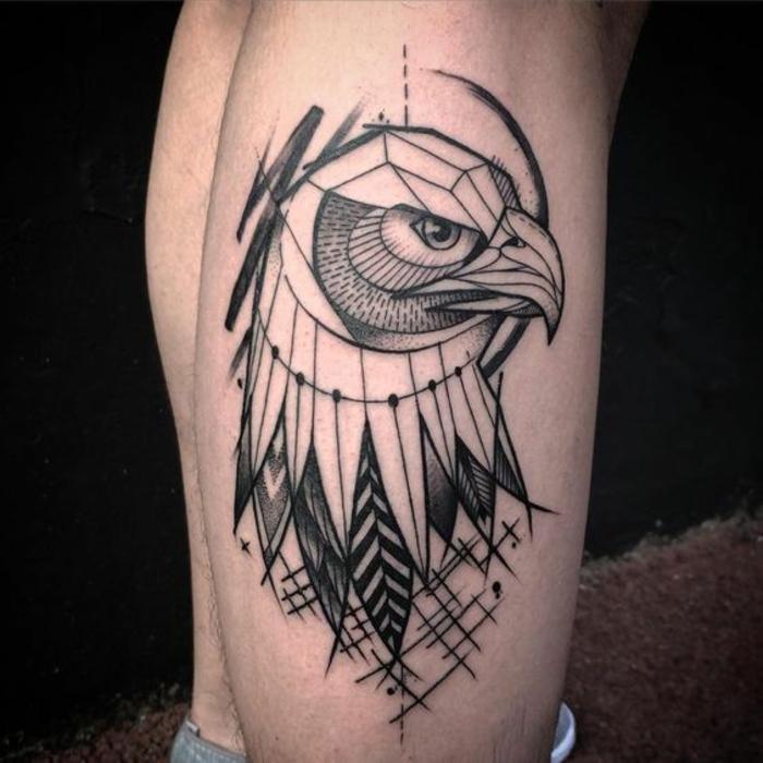 1001 id es pour le tatouage viking et quelle est sa signification - Symbole geometrique signification ...