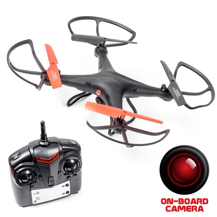 idée cadeau homme 25 ans pour la saint-valentin, cadeau high-tech drone avec caméra
