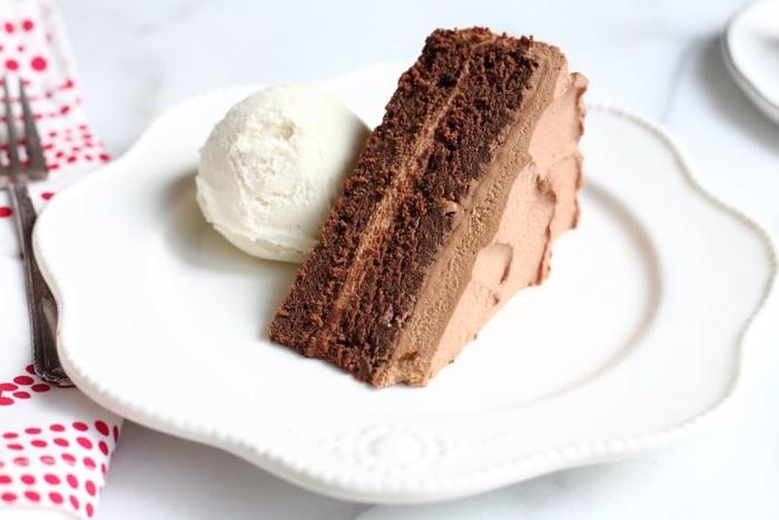 recette cake au chocolat originale à base de quinoa, moelleux au chocolat et quinoa sans farine