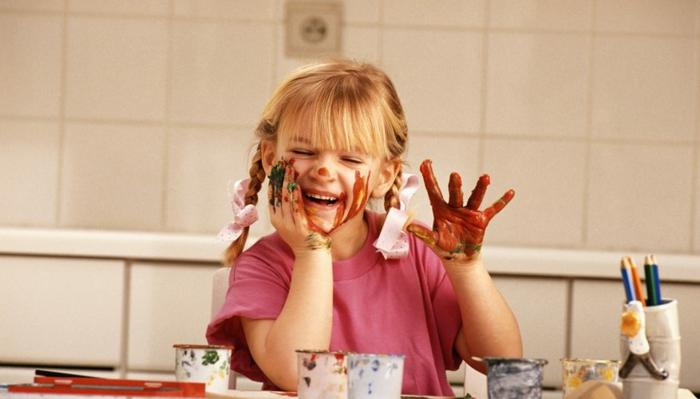 Idées créatives activité manuelle pour ado soyez créatifs peindre mains peinture