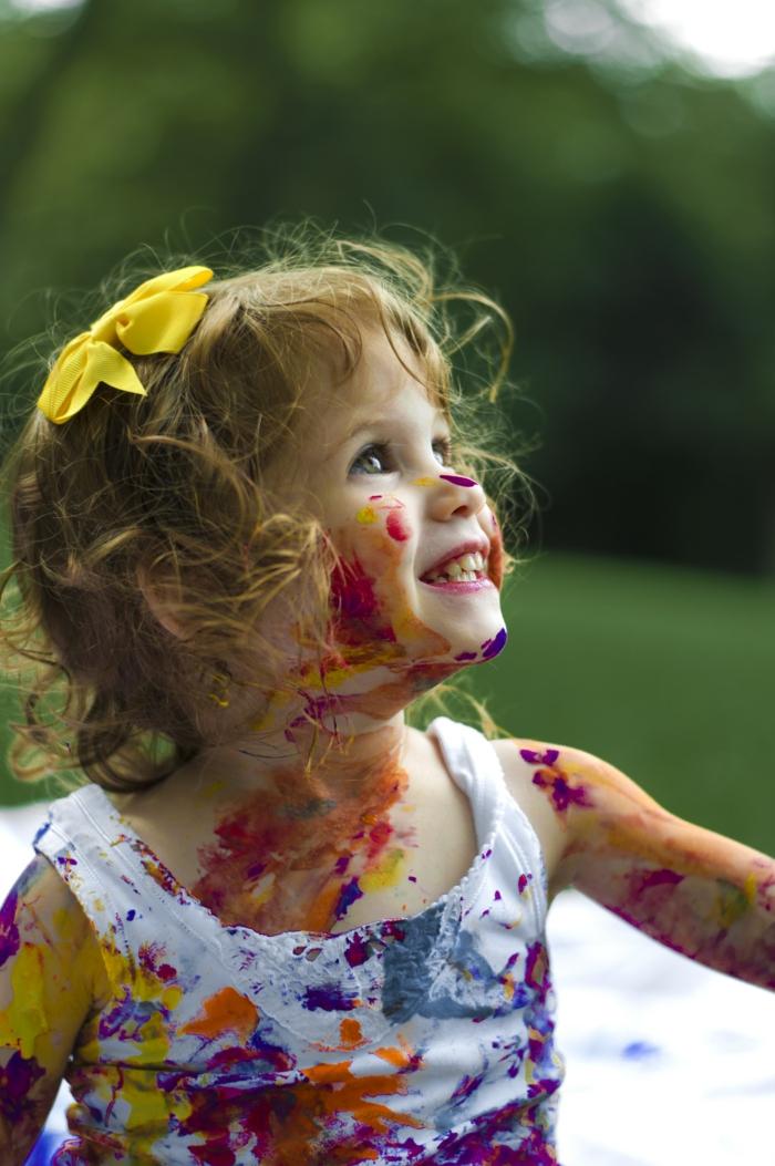 Loisirs creatifs activite manuelle activite enfant 2 ans idées