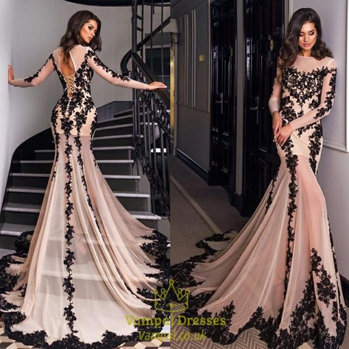 db21bd379e8e ▷ 1001 + idées comment porter la robe longue manche longue