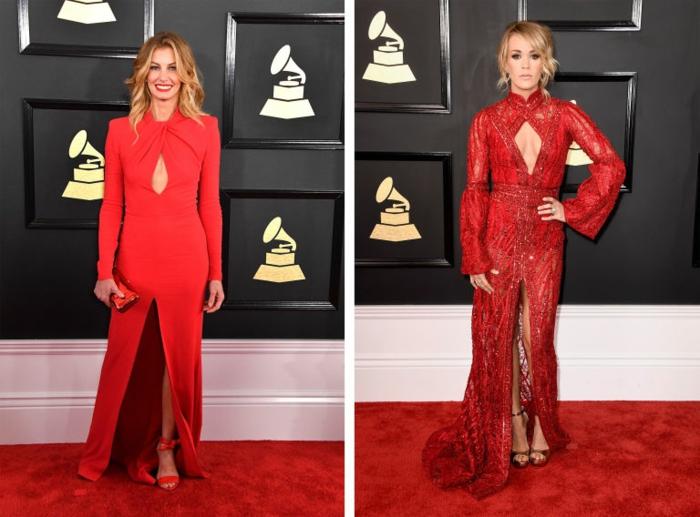 Robe longue soirée robe fluide tenue chic d aujourd hui robe rouge pour le tapis rouge