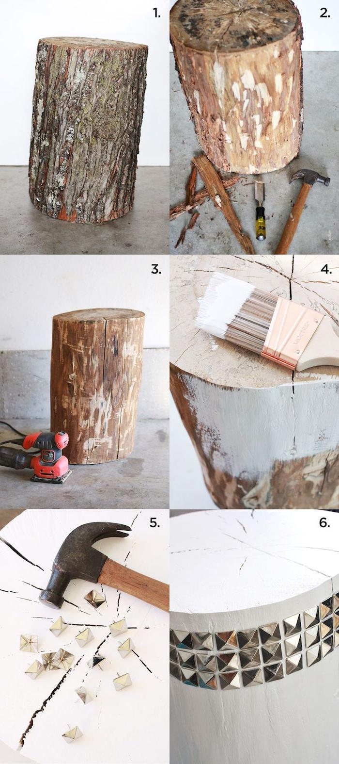 Tuto Table Basse Bois ▷ 1001 + tutos et idées top pour fabriquer une table basse