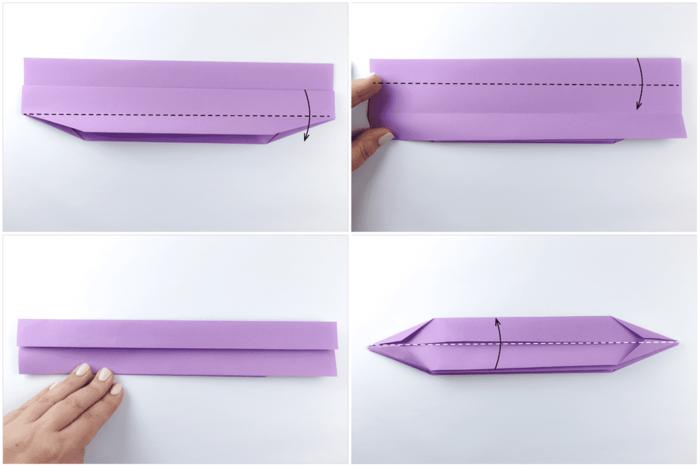 activités manuelles enfants ludiques et intelligents, comment faire une barque en papier facile