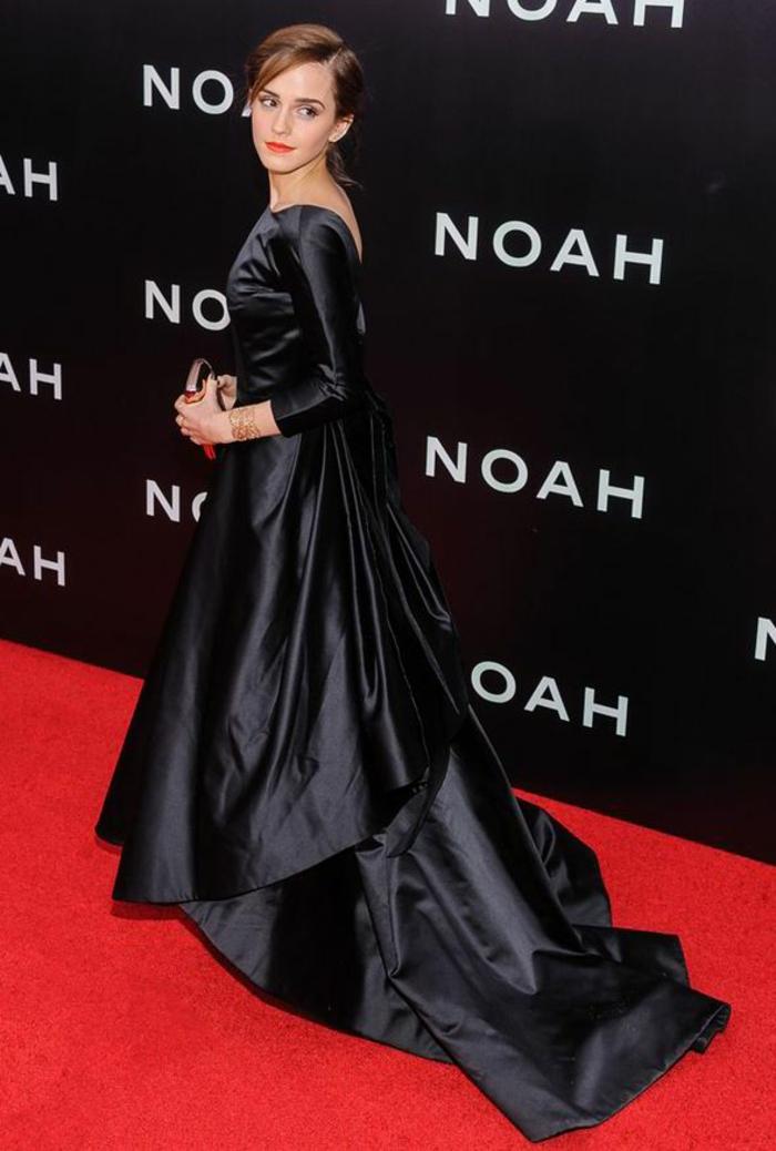 Emma Watson tapis rouge comment les femmes célèbres s habillent