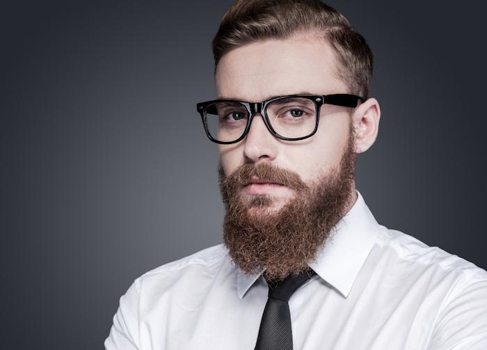 comment entretenir sa barbe longue pour le travail