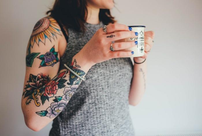 ▷ 1001 + idées en images pour les plus beaux tatouages du monde