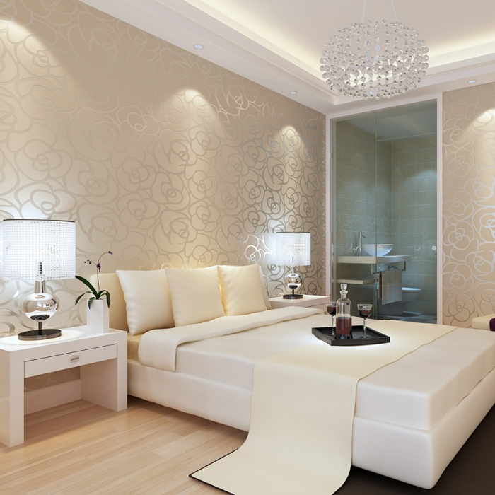 Revetement plafond chambre stunning agrandir du lambris for Revetement plafond chambre