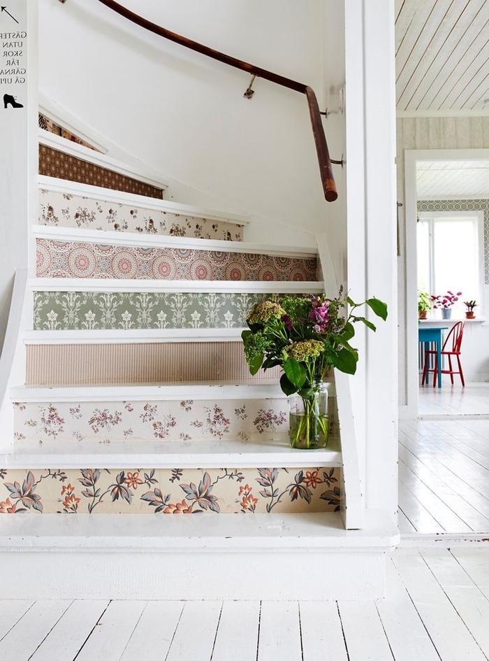 70 inspirations pour une d co mont e d escalier originale le mode d emploi d une. Black Bedroom Furniture Sets. Home Design Ideas