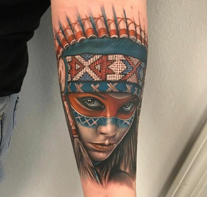 les plus tatouages