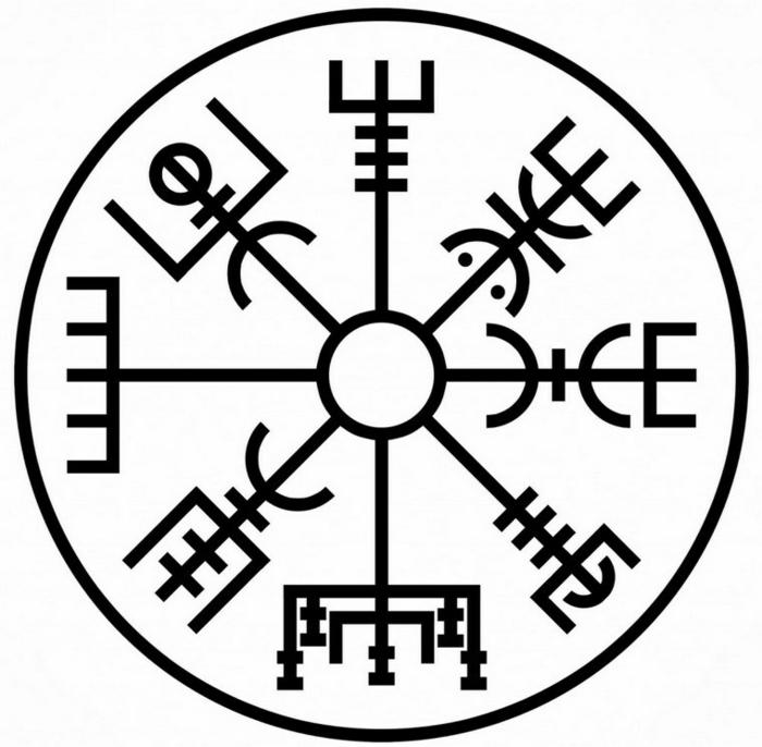 Rune viking signification tatouage signifiant la force dessin a se tatouer