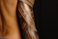 Tatouage maori – encre, ciel et mer