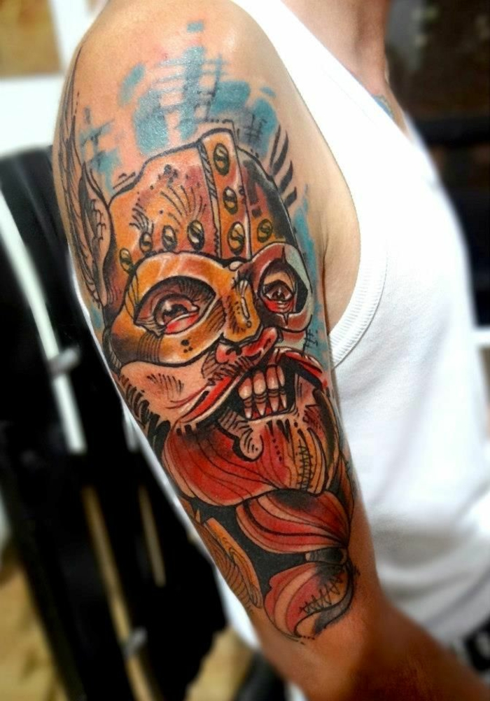 Originale idée tatouage les vikings signification symbole