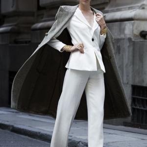 Le tailleur femme chic - plus de 100 idées de look pour une femme de caractère