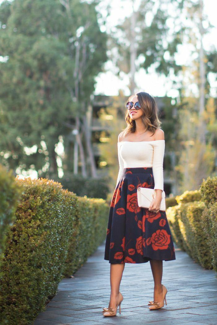 Fashion tenue de soirée femme ronde tenue tendance été