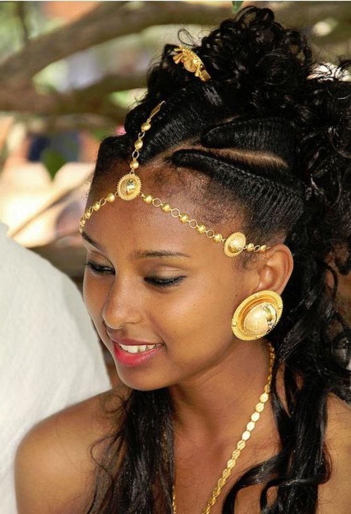 Coiffure Mariage Tresse Afro Millaulespiedssurterre