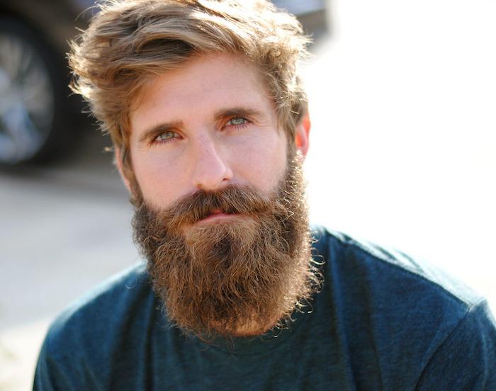 comment faire pousser la barbe homme taillée