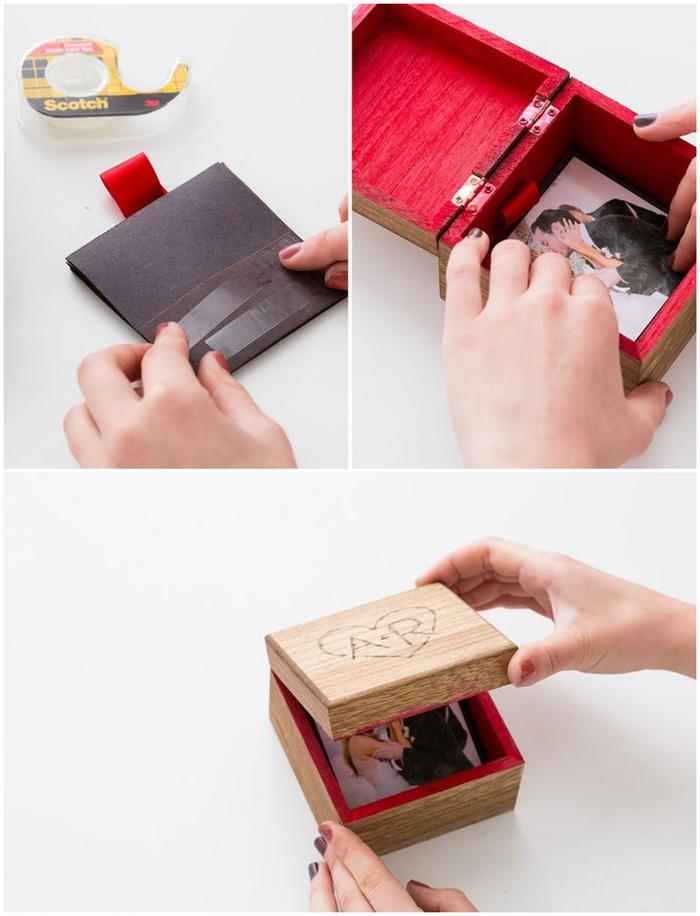 un cadeau pour son copain