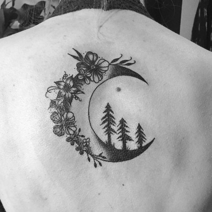 Joli tatouage quels sont les plus beaux tatouages feminin une et montagne