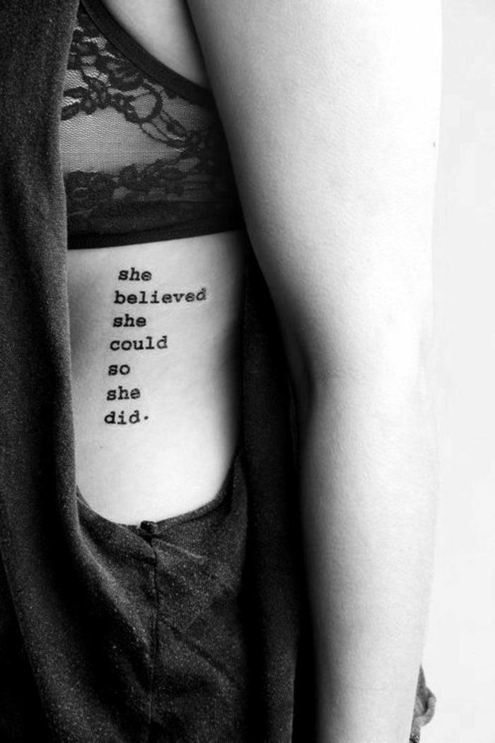 Idée tatouage homme tatoo homme pinterest tatouage citation femme tatouage sur le coté