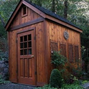Quelques idées créatives pour l'usage de votre abri de jardin