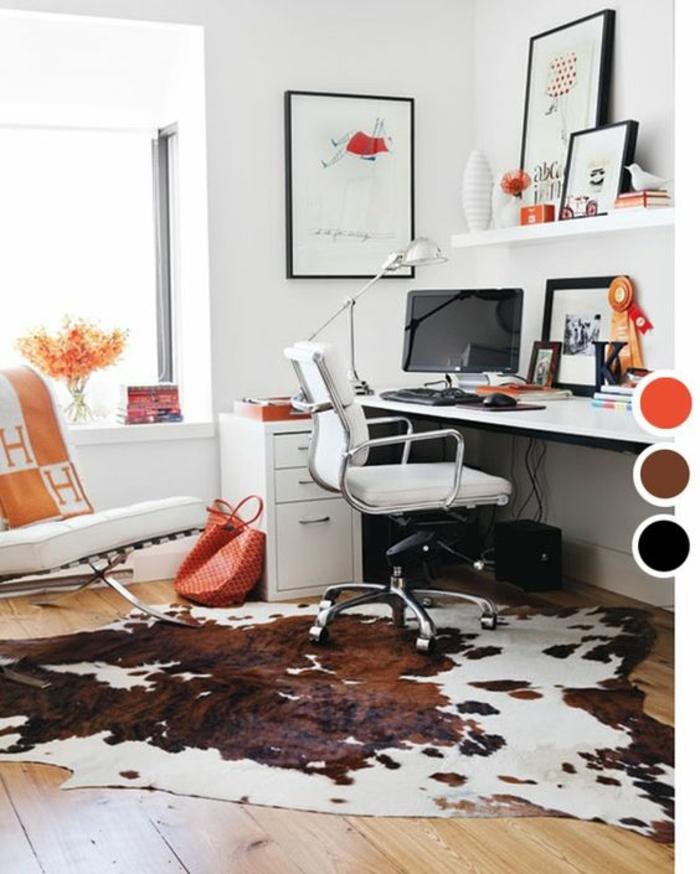 1001 id es pour une d co chambre tudiant des - Appartement decoration design glamour vuong ...