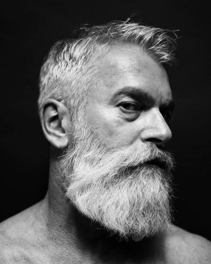 coupe de cheveux homme 48 ans