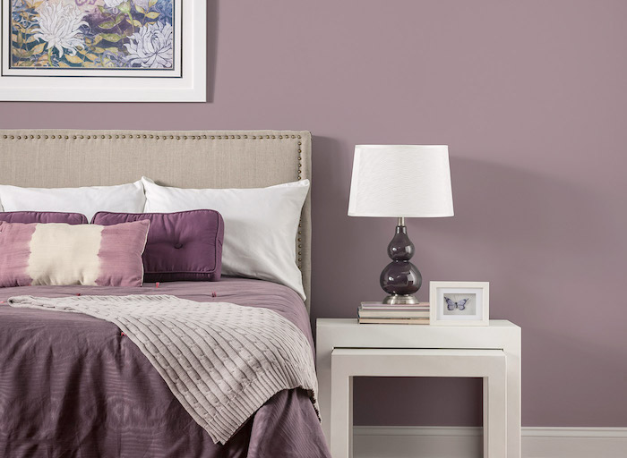 couleur mauve 50 nuances de violet obsigen. Black Bedroom Furniture Sets. Home Design Ideas