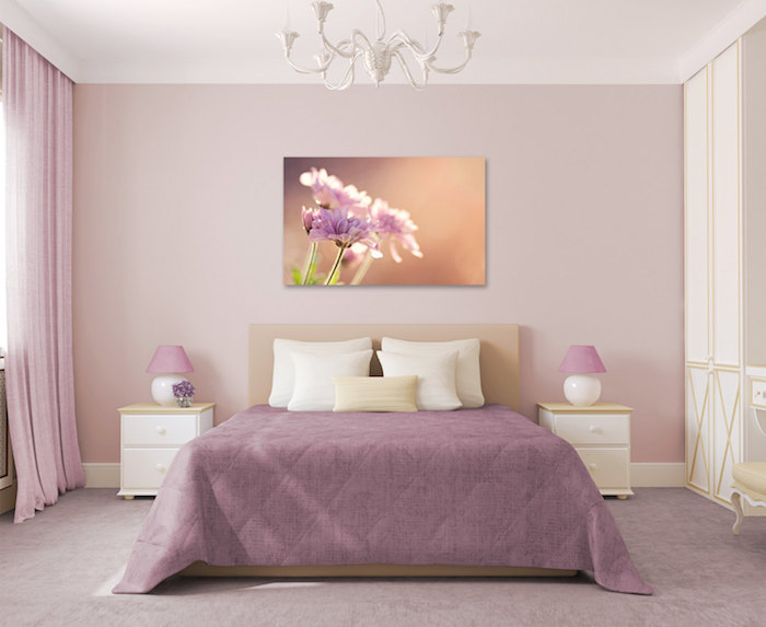 light purple bedroom ideas 1001 id 233 es couleur mauve 50 nuances de violet 15857