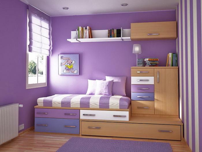 ▷ 1001 + idées | Couleur mauve – 50 nuances de violet