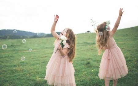 1001 Idees Pour La Robe Petite Fille D Honneur Pour Choisir La Meilleur